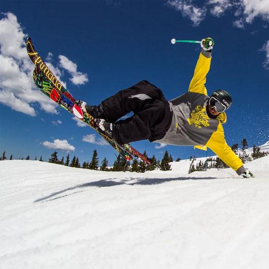 Le ski acrobatique